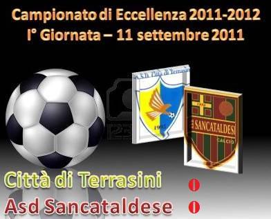 Campionato 1°giornata: Città di Terrasini - Sancataldese 0-0 117