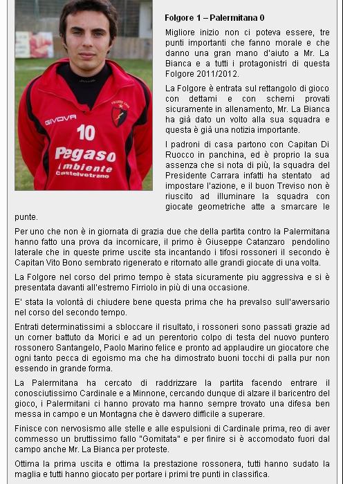 Campionato 1° Giornata Eccellenza Girone A 118