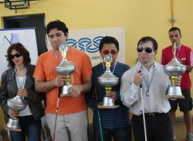 Ezeiza: se realizó el Torneo Argentino de Ajedrez para Ciegos. 00175