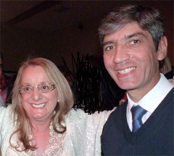 Luis Carranza se alinea con Alicia Kirchner 00337