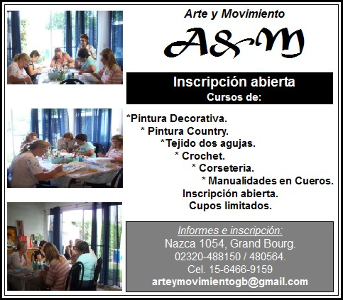 ingles - Malvinas Argentinas. Arte & Movimiento, ahora también dibujo e inglés- Avisoc11