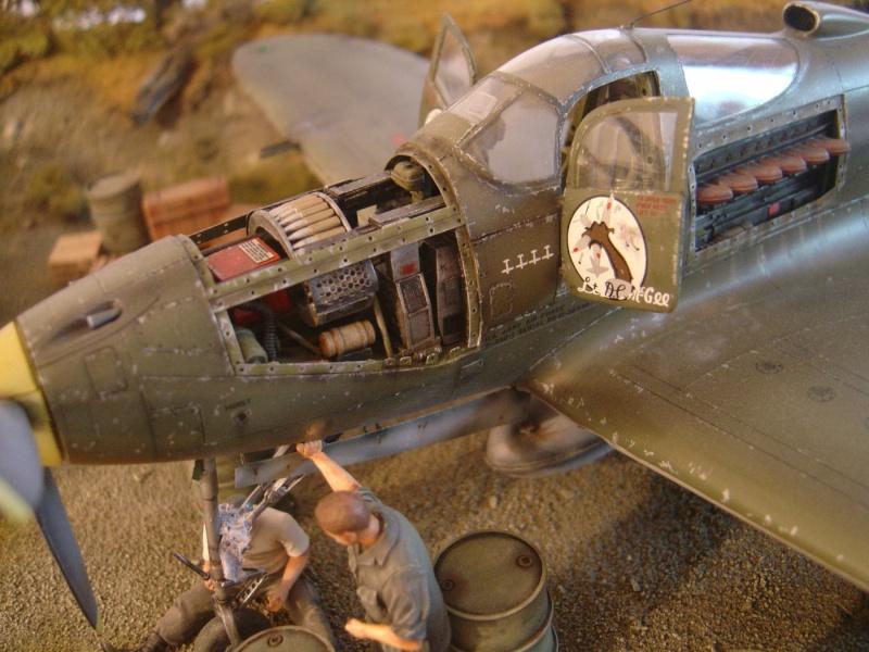 P 39 AIRACOBRA ......(A VOIR DANS LA GALERIE) Dsc04311
