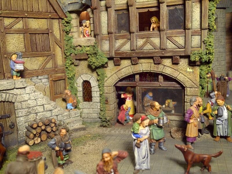 le seigneur des anneaux:le village de bree Saint107