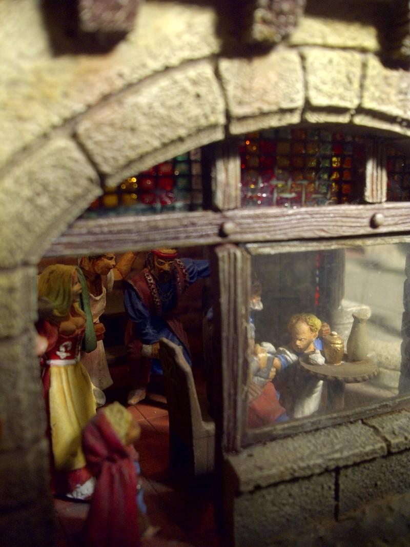 le seigneur des anneaux:le village de bree Saint109