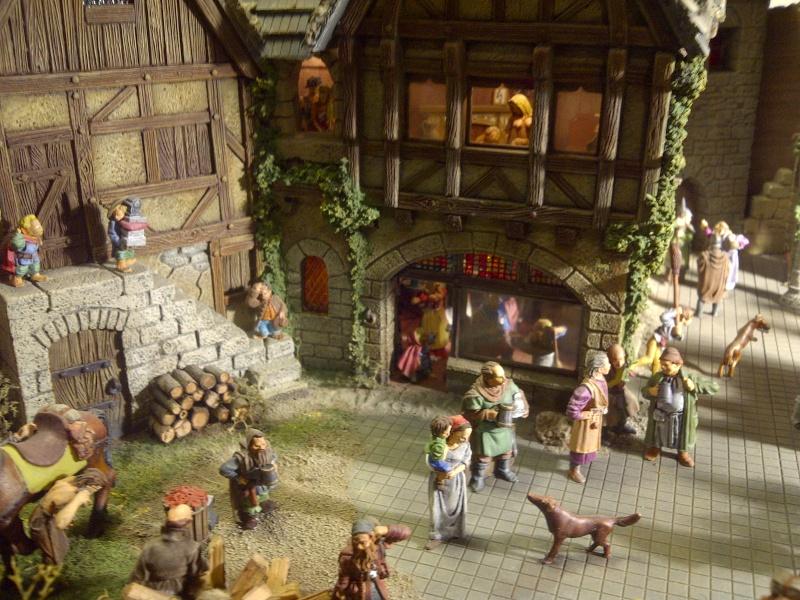 le seigneur des anneaux:le village de bree Saint111