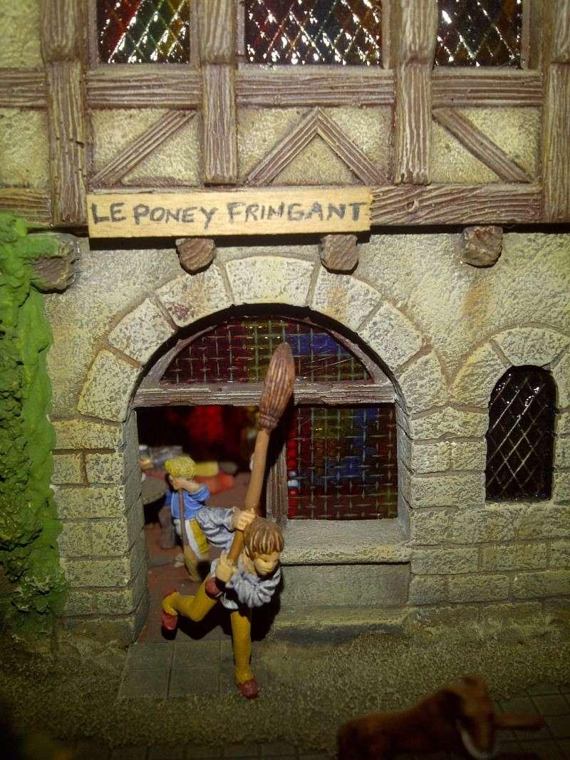 le seigneur des anneaux:le village de bree Saint112