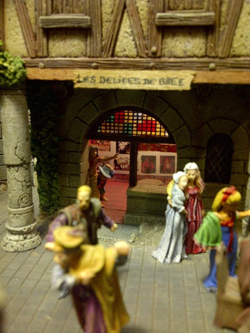 le seigneur des anneaux:le village de bree Saint113