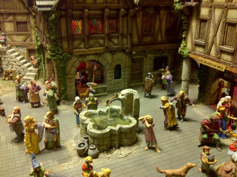 le seigneur des anneaux:le village de bree Saint115