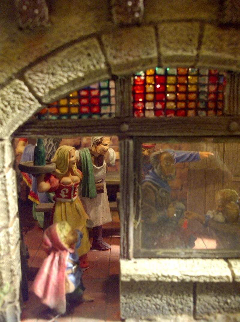 le seigneur des anneaux:le village de bree Saint121