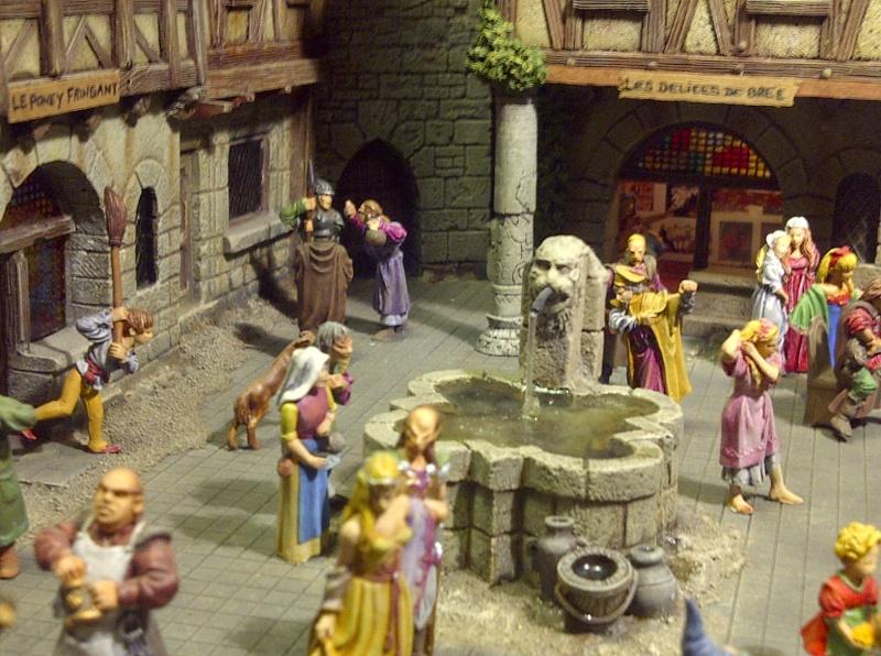le seigneur des anneaux:le village de bree Saint122