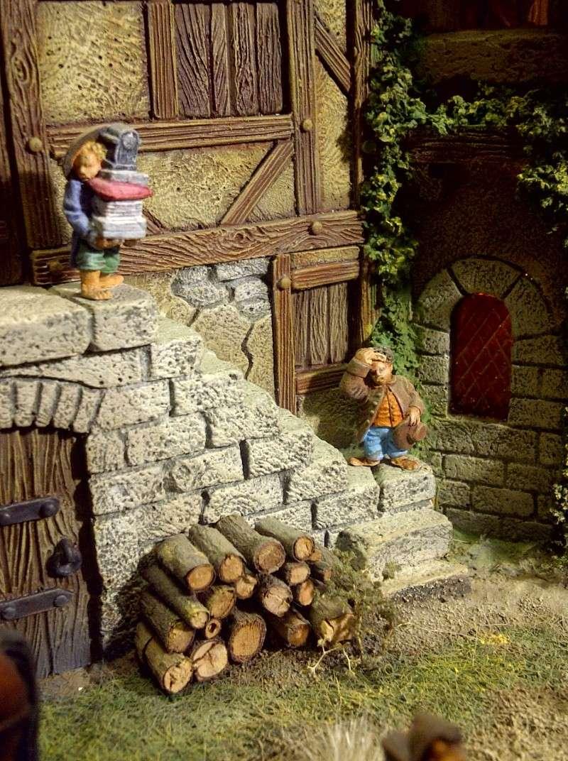le seigneur des anneaux:le village de bree Saint125