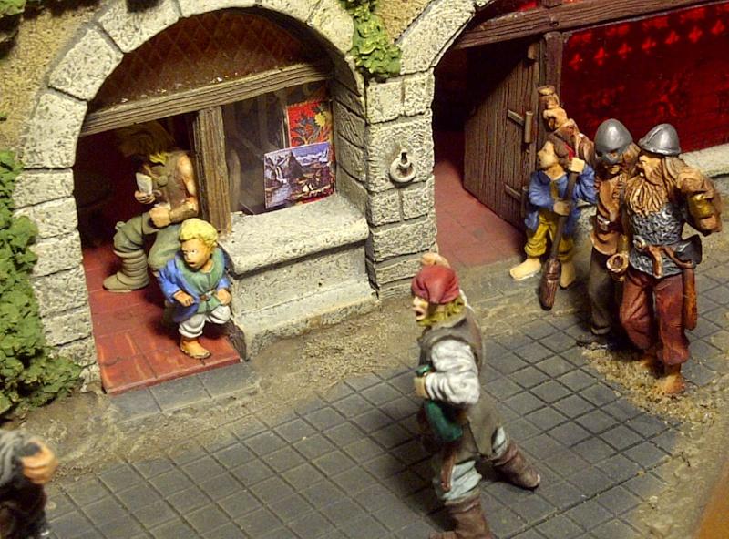 le seigneur des anneaux:le village de bree Saint126