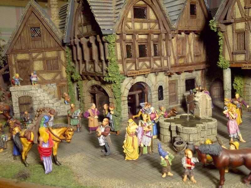 le seigneur des anneaux:le village de bree Saint129