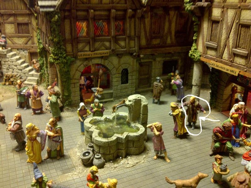 le seigneur des anneaux:le village de bree Saint131