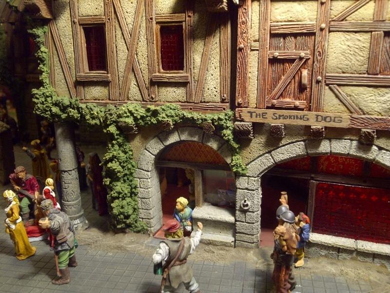 le seigneur des anneaux:le village de bree Saint132