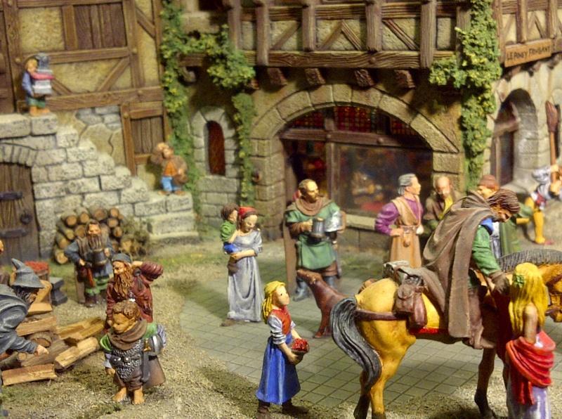 le seigneur des anneaux:le village de bree Saint133