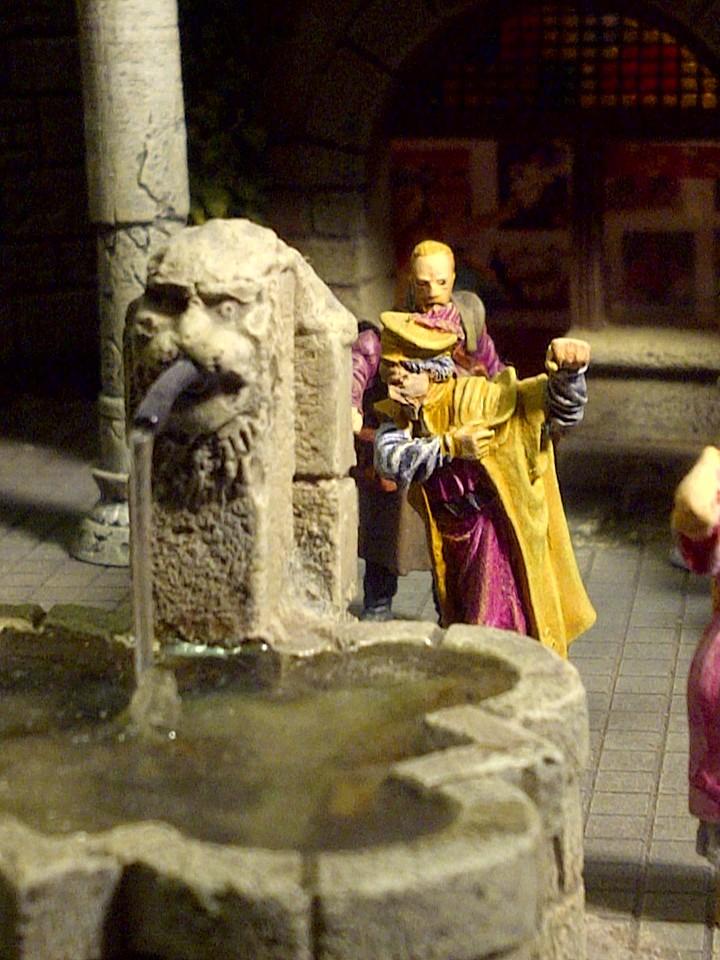 le seigneur des anneaux:le village de bree Saint135