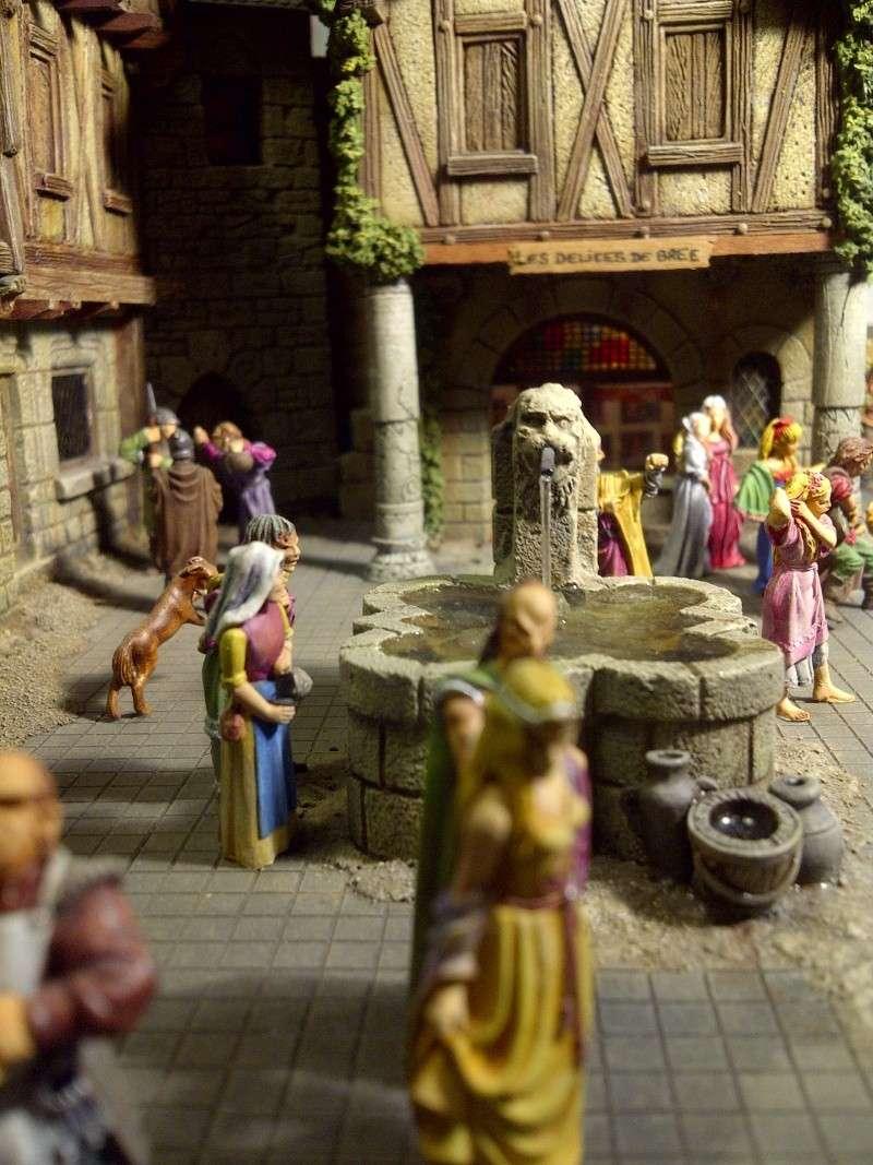 le seigneur des anneaux:le village de bree Saint136