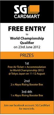 World Championship Qualifiers 2012 Screen14