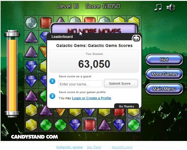 Galactic gems 2012-012