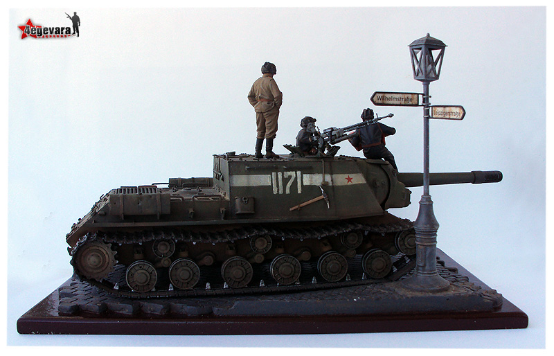 Diorama 1/35  (2012) Dio_is10