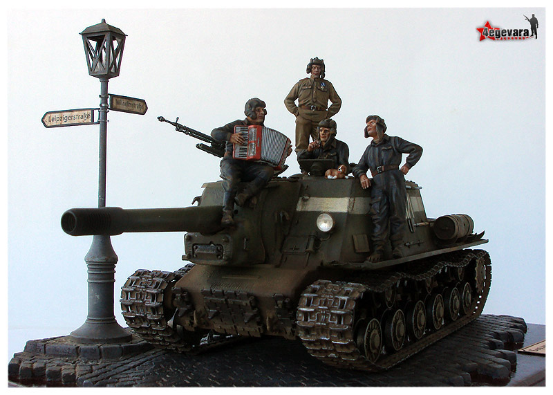 Diorama 1/35  (2012) Dio_is11