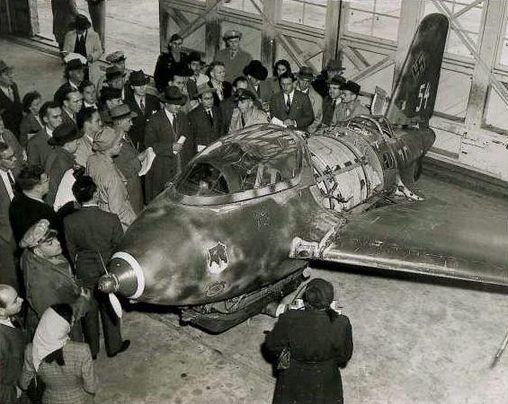 """Messerschmitt Me 163 """"Komet"""" Lusty_18"""