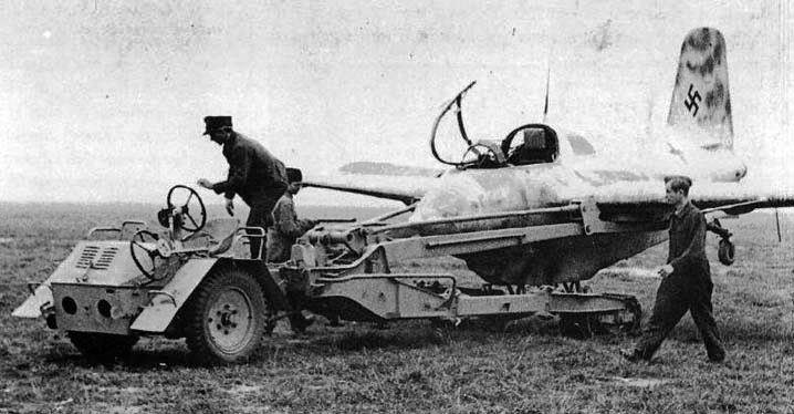 """Messerschmitt Me 163 """"Komet"""" Me-16310"""