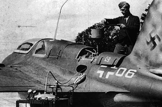 """Messerschmitt Me 163 """"Komet"""" Me-16311"""