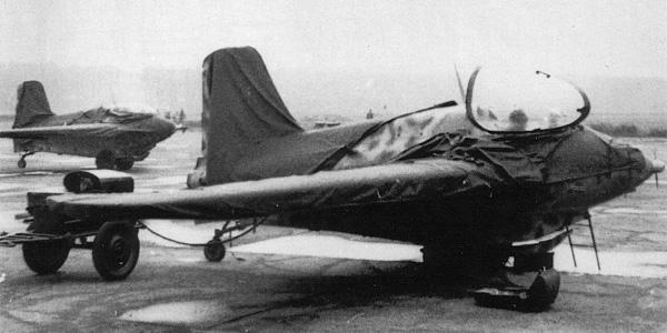 """Messerschmitt Me 163 """"Komet"""" Me163-10"""