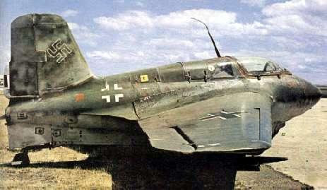 """Messerschmitt Me 163 """"Komet"""" Me163b10"""