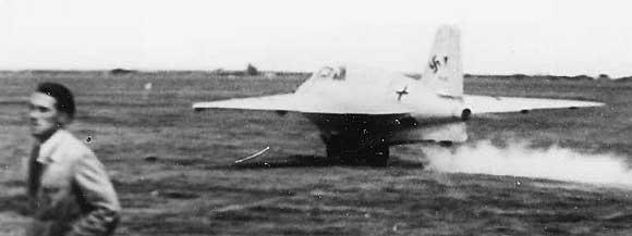 """Messerschmitt Me 163 """"Komet"""" Me_16311"""