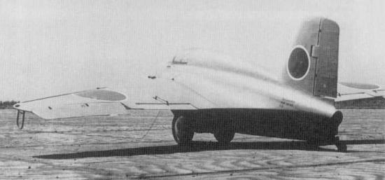 "Messerschmitt Me 163 ""Komet"" Mitsub10"