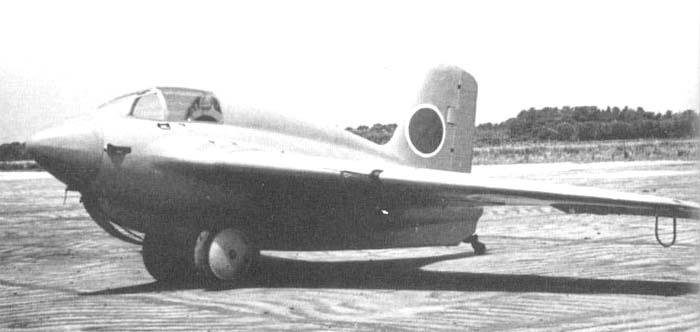 "Messerschmitt Me 163 ""Komet"" Mitsub11"