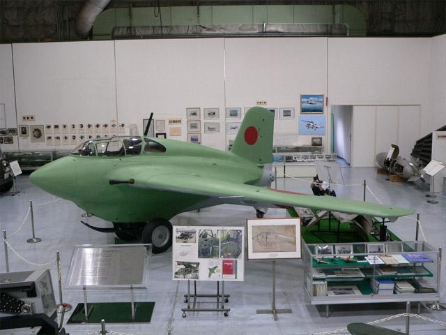 "Messerschmitt Me 163 ""Komet"" Mitsub13"