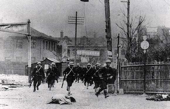 Reflexion sur le massacre de Nanking 1937  (2012) Nankin10