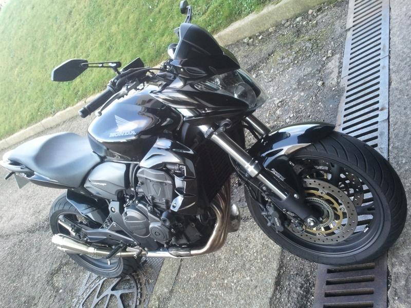 """[New Moto H6K9] 600 Hornet """"Black Frelon"""" - """"09 - Type R 2012-012"""