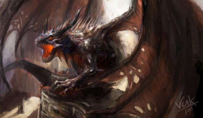 2058 - 2064 : Dragons, Comète etc... (Epoque SR2 - SR3) Dragon10