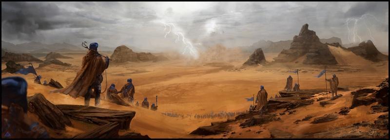 2029 - 2036 : Géopolitique shuffle Dune_t10