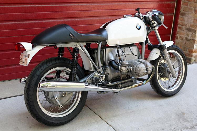 """BMW r75/5 """"au long cours""""  1973r710"""