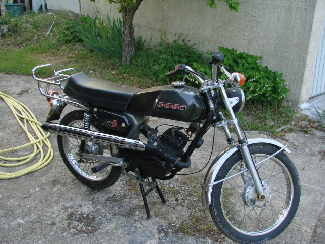 "Revdub's Puch Moped - ""General Mayhem"" 24380810"