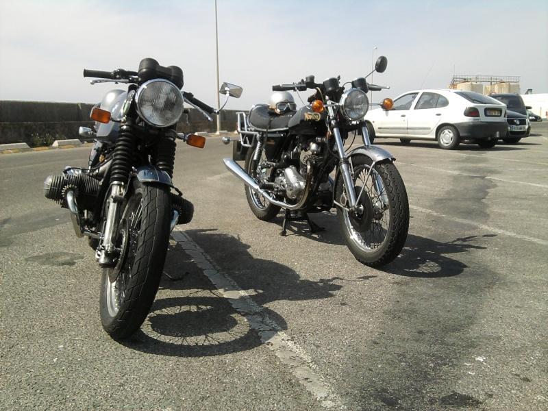 BMW  vs  NORTON   0/2 Ballad19