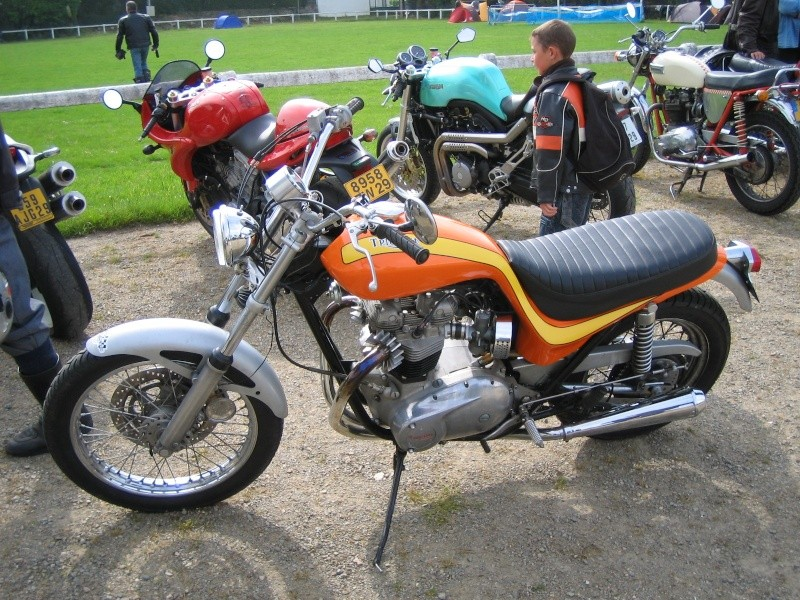 GARNIER MOTORCYCLES Ballad47