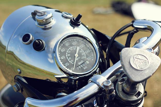 """Ural """"café racer"""" Ural-c11"""