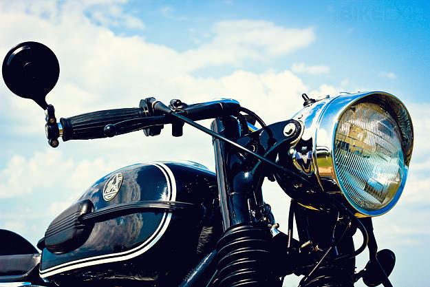 """Ural """"café racer"""" Ural-c12"""