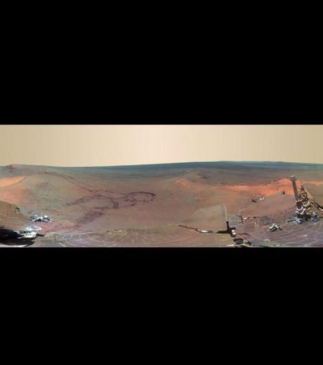 Images de Mars La-nas10