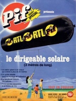 Jean-Pierre Petit dans PIF Gadget Pif-pe10