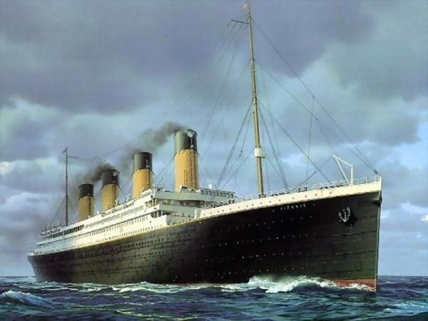 1912-2012, un triste anniversaire, celui du Titanic Usx43f10