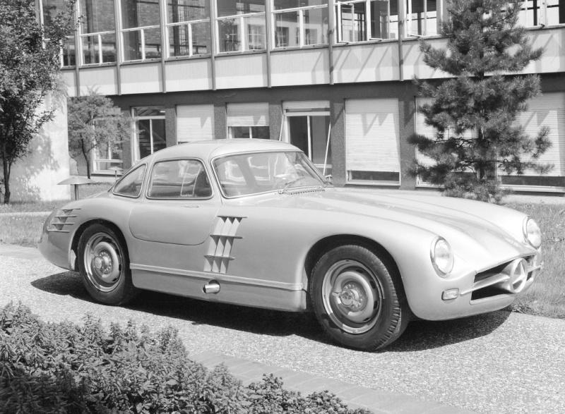 Mercedes aux 24 heures du Mans 002-me23