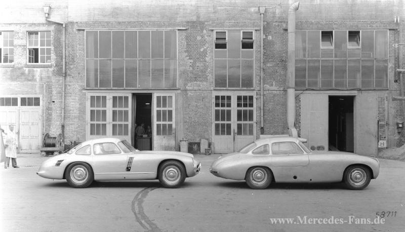 Mercedes aux 24 heures du Mans 003-me22